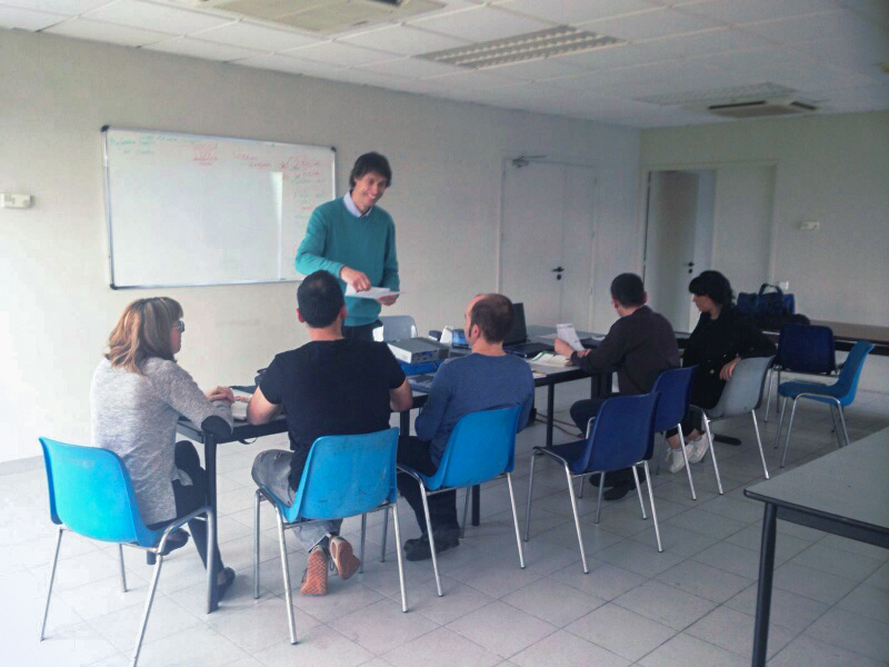 Meleghy International Training English