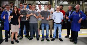 Zukunft mit uns – Wir begrüßen herzlich unsere neuen Azubis und Studium Plus Studenten am Standort in Wilnsdorf