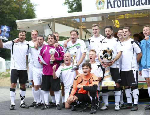 1. Meleghy International Championship – Sport verbindet, Sport bildet, Sport macht Spaß