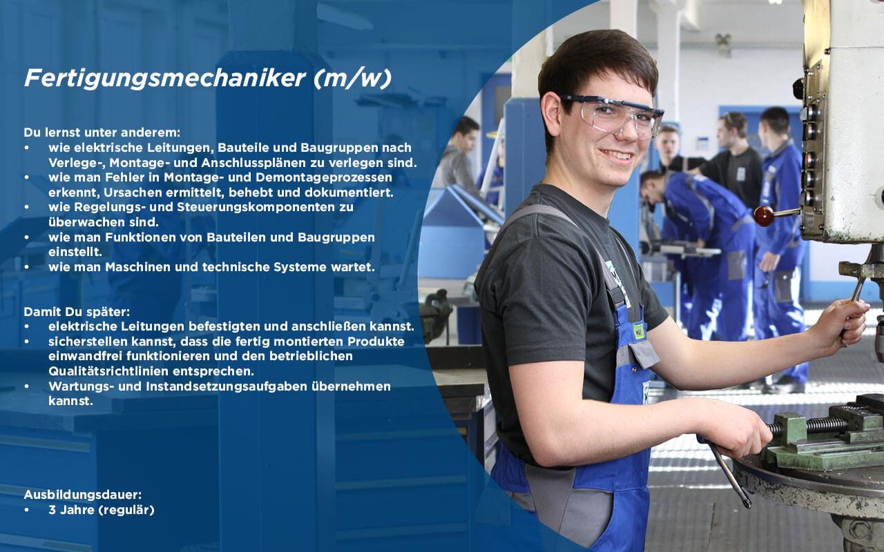 Fertigungsmechaniker (m/w)