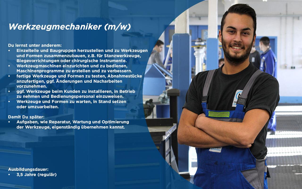 Werkzeugmechaniker (m/w)
