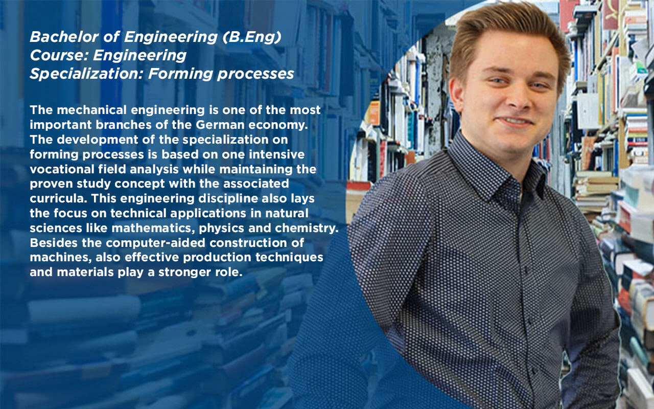 Bachelor of Engineering (B.Eng.) Courses: Engineering