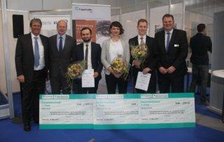 Meleghy Automotive und Fraunhofer IWU prämieren exzellente Abschlussarbeiten