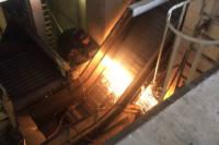 Meleghy Automotive Gera Schrottanlage Gepe-Technik Anlage Reparatur innen