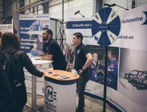 """Meleghy Automotive und """"Unsere Region braucht DICH"""""""