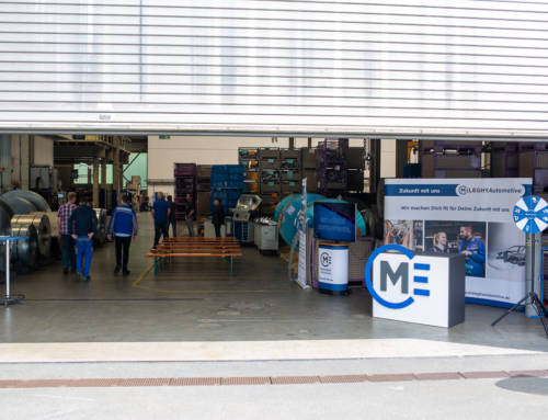 50 years of Wilnsdorf community: Open House Day with Meleghy Automotive