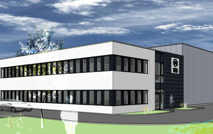 Meleghy Automotive Reinsdorf Neubau
