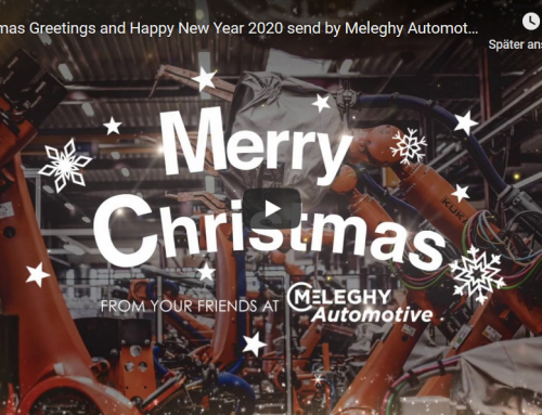 Merry Christmas and a Happy New Year from Meleghy Automotive