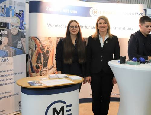 Trainee fair in Wilnsdorf