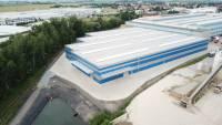 Meleghy Automotive Czech New Plant