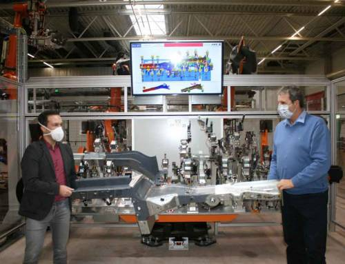 Autoland Sachsen reports on successful cooperation between AKE Systemtechnik and Meleghy Automotive